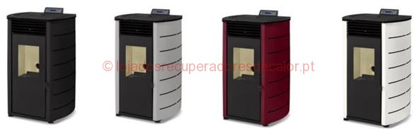 salamandra pellets solzaima k2. Black Bedroom Furniture Sets. Home Design Ideas